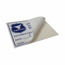 Detalhes do produto Adesivo em Vinil