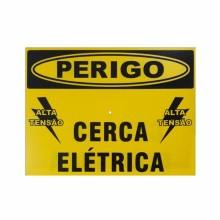 Detalhes do produto Placa de Cerca Elétrica - Poliestireno